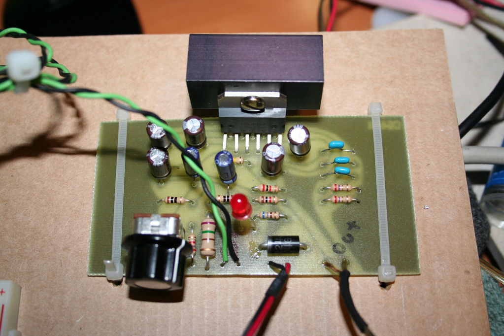 Chaney C6444 Amplifier (My Kit)